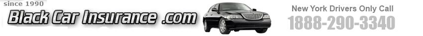 Black Car Insurance - New York Livery, Taxi, Limo, Commercial Auto